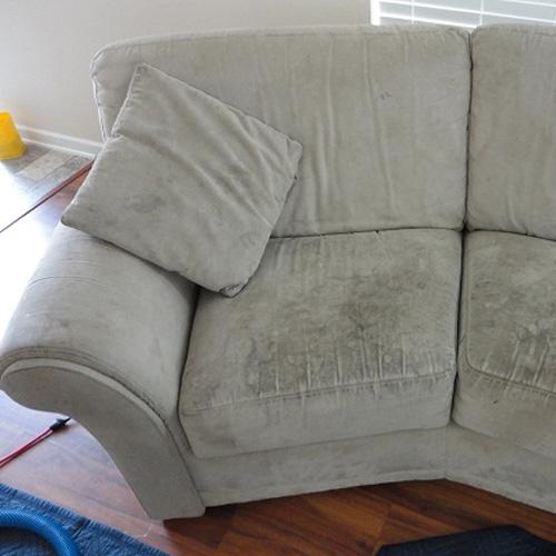 Couch Deodorisation